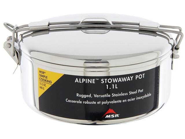 Msr Alpine Stowaway Pan 1,6 L